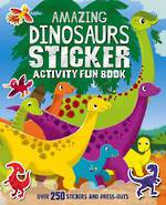 Amazing Dinosaurs Sticker