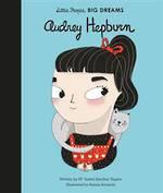 Little People Big Dreams Audrey Hepburn
