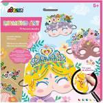 Avenir Diamond Art Princess Masks