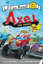 Axel The Truck Speed Track
