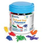 Backyard Bugs Counters 72pcs In Tub