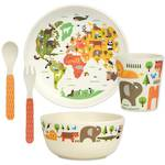 Bamboo Dinner Set Our World