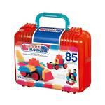 Battat Bristle Block 85-piece Big Value Case