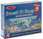 Melissa & Doug Floor Puzzle Beneath the Waves