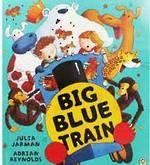 Big Blue Train