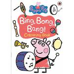 Peppa Pig Bing Bong Bang Colouring Book