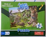 Birds Of New Zealand - Wild Puzzle Art