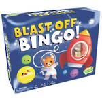 Blast Off Bingo Game