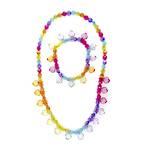 Bobble Beautiful Necklace and Bracelet Set