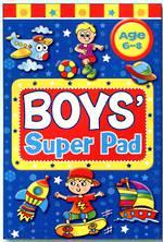 Boys Super Pad