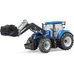 Bruder New Holland T7315 with Front Loader