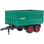 Bruder Tandemaxle tipping trailer with removeable top