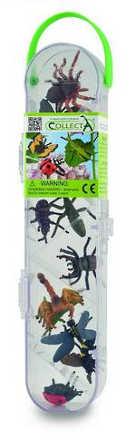CollectA Box of Mini  Bugs & Spiders
