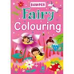 Bumper Fairy Colouring