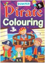 Bumper Pirate Colouring