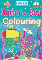 Bumper Under The Sea Colouring