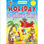 Bumper Holiday Colouring