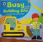 Busy Building Site