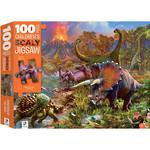 Children's Scaly Jigsaw Dinosaur Island
