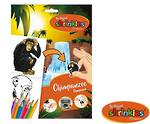 Shrinkles Chimpanzee
