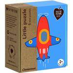 Clementoni Little Puzzle - Transport