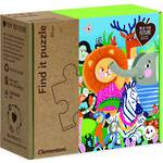 Clementoni Puzzle Find It Puzzle - All Together (60pcs)