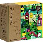 Clementoni Puzzle Find It Puzzle - Come Into My Garden (60pcs)