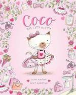 Coco Big City Kitty (hardback)