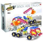 Construct-It Back Hoe Truck