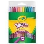 Crayola Twistables Crayons (12pc)