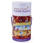 Crocodile Creek Floor Puzzle Dance Studio 50pc