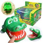 Crocodile Dentist Finger Snap Game