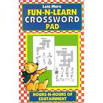 Lots More Crossword Pad