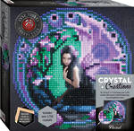 Crystal Creations Canvas Anne Stokes: Naiad