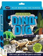Curious Craft Make Your Own Dino Dig Kit