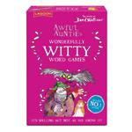 David Walliams Awful Auntie Witty Word Games