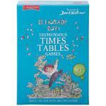 David Walliams Tremendous Times Tables Games