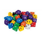 10 Sided Dice 1-10