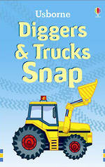 Usborne Diggers and Trucks Snap