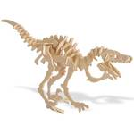 Velociraptor 3D Wood Kit