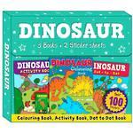 Dinosaur Colouring Activity Book
