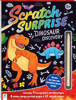 Scratch Surprise: Dinosaur Discovery