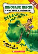 Dinosaur Rescue Megasuarus Mash-Up 1