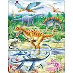 Larsen Puzzle Jurassic Dinosaurs