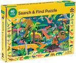 Mudpuppy Search & Find Dinosaurs