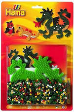 Hama Blister Kit Dragon 1100 Beads H4081