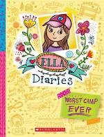Ella Diaries #8 Worst Camp Ever!