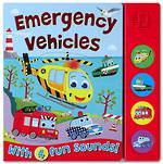 Emergency Vehicles Sound Book