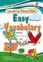 Essential Preschool Skills Easy Vocabulary