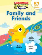 Learning Express K1: Family and Friends